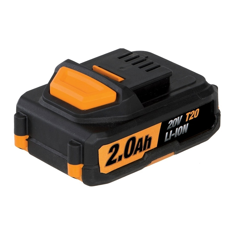 Triton Tools 20-Volt 2-Amp Hours Lithium Power Tool Battery