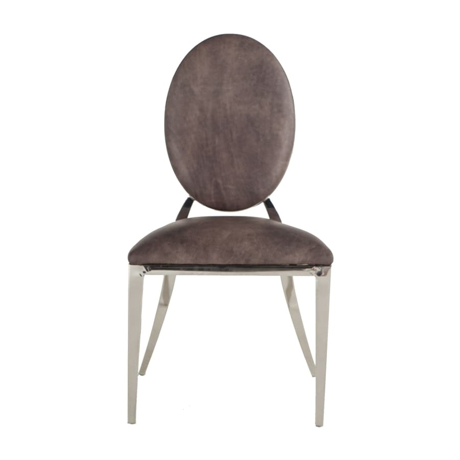 World Interiors Henna Jade Contemporary Side Chair