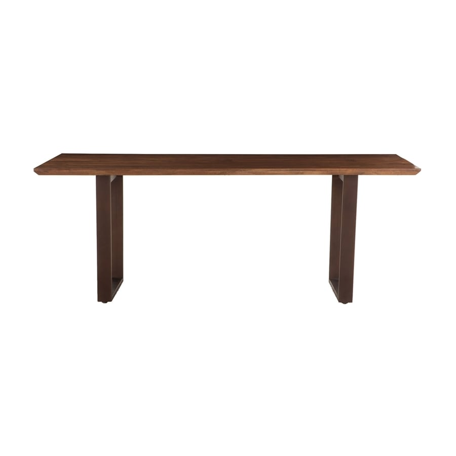 World Interiors Mapai Wood Dining Table