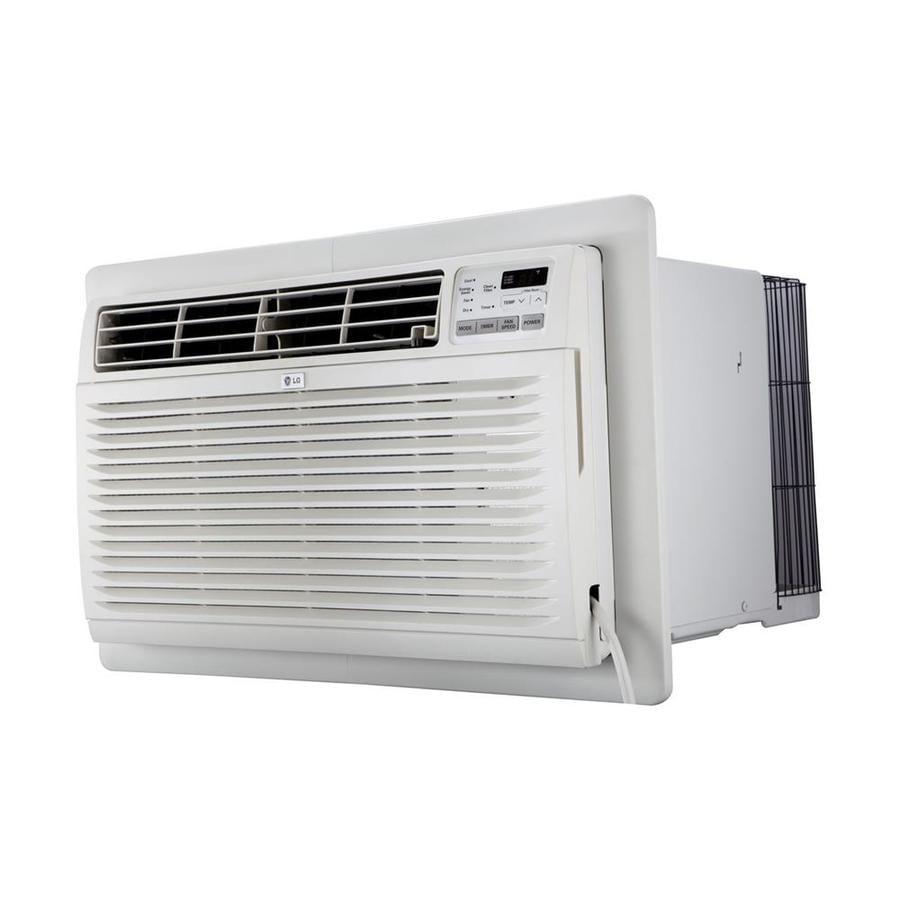 LG 9800-BTU 440-sq ft 115-Volt Through-the-wall Air Conditioner ENERGY STAR