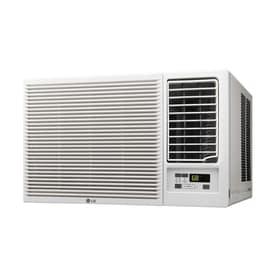 220v window air conditioner info lg 550sq ft window air conditioner with heater 230volt 12000 conditioners at lowescom