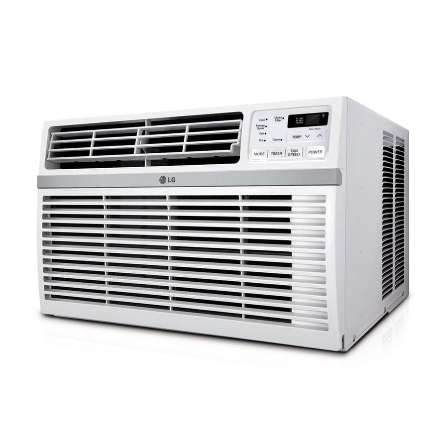 LG 24,500-BTU 1560-sq ft 230-Volt Window Air Conditioner ENERGY STAR