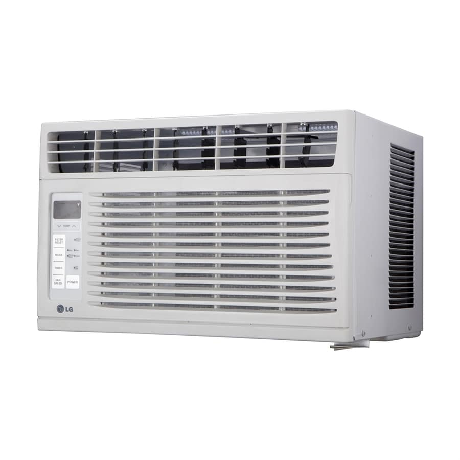 LG 6,000-BTU 260-sq ft 115-Volt Window Air Conditioner