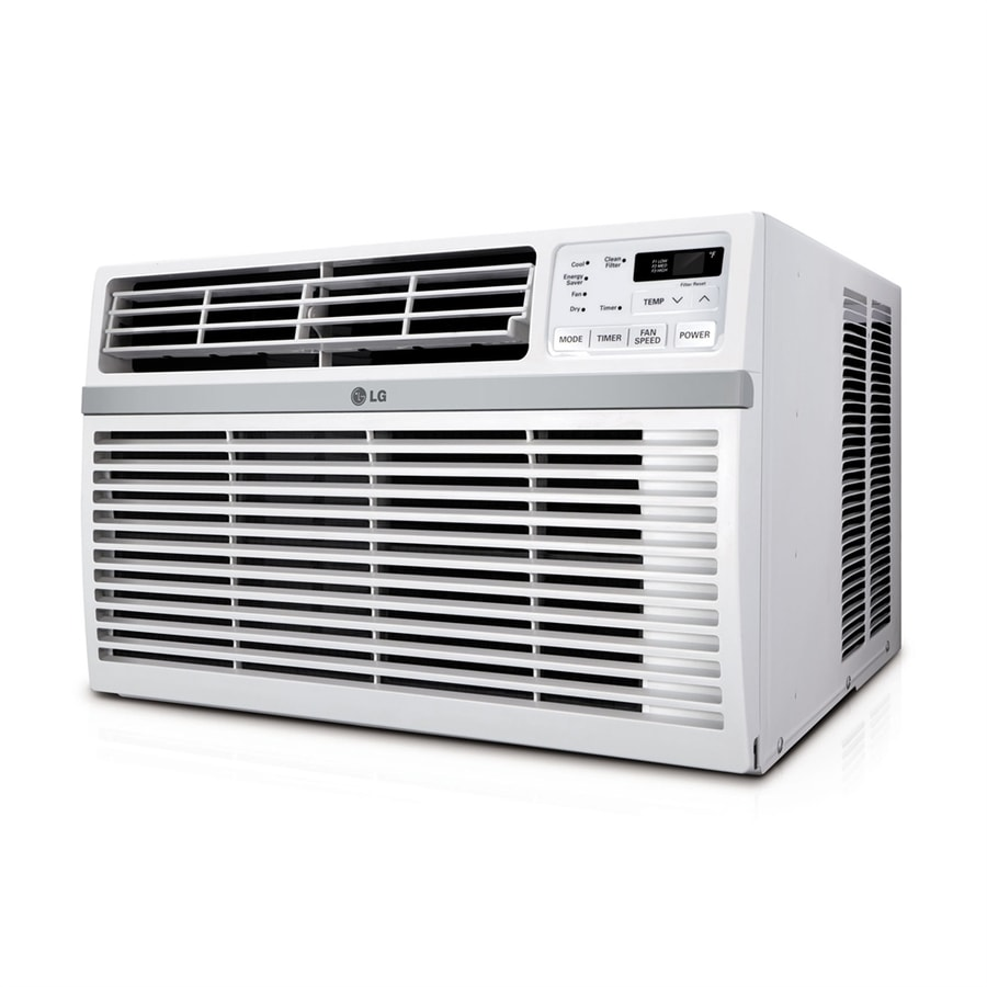 Lg 340 Sq Ft Window Air Conditioner 115 Volt 8000 Btu