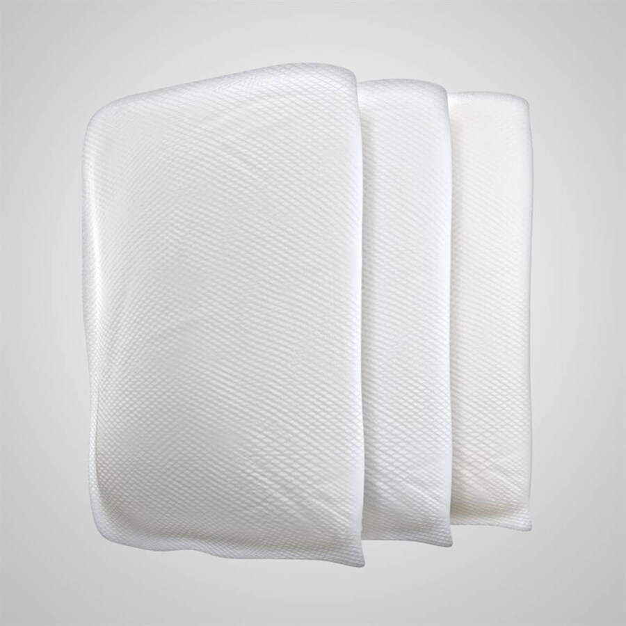 Myhalo 3-Pack (Common: 2.5-in x 4.5-in x 0.75-in; Actual: 2.5-in x 4.5-in x 0.75-in) Bag Air Filter