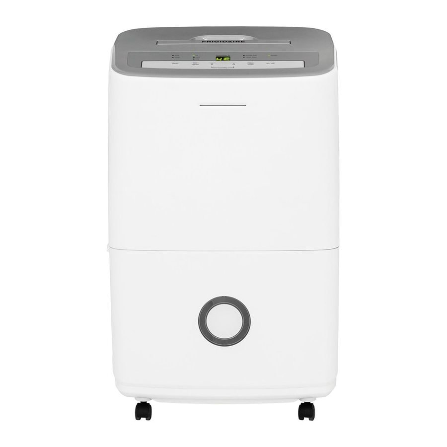 Frigidaire 50-Pint 3-Speed Dehumidifier ENERGY STAR
