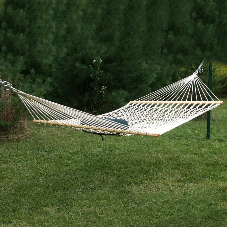 Kingcord Hammocks Bougainville Natural Beige Woven Hammock