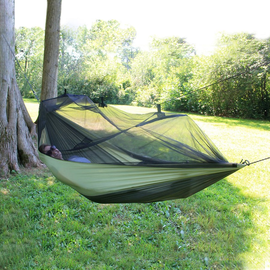 Byer of Maine Amazonas Spruce Green Fabric Hammock