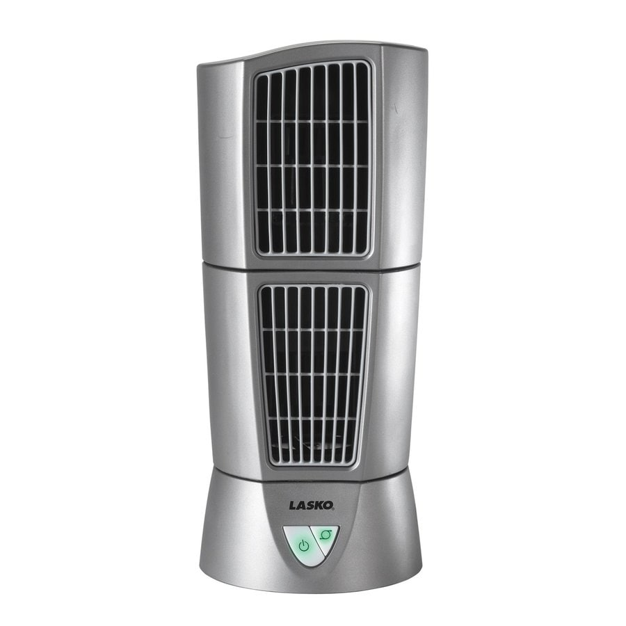 Lasko 6-in 3-Speed Oscillating Desk Fan