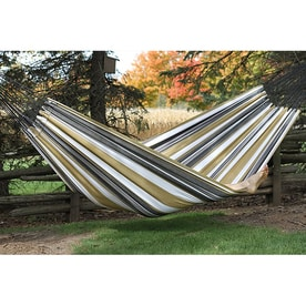 vivere 156 in l desert moon fabric hammock shop hammocks at lowesforpros    rh   lowesforpros