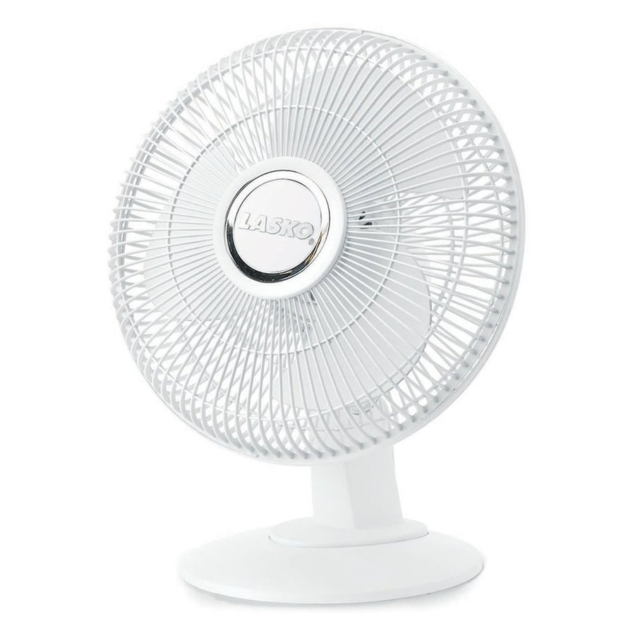 Lasko 12 In 3 Sd Oscillating Desk Fan