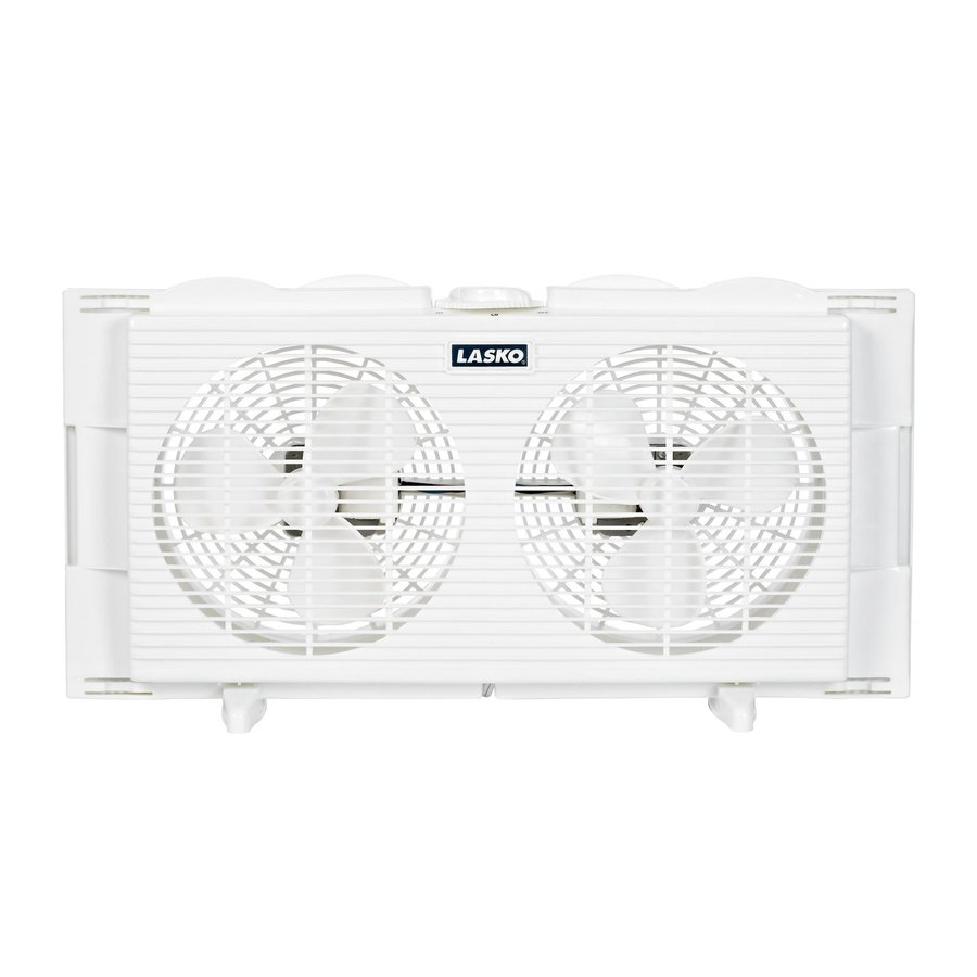 Lasko 7-in 2-Speed Window Fan