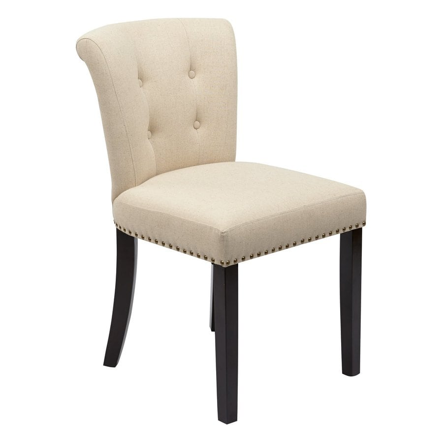 Office Star Ave Six Traditional Side Chair