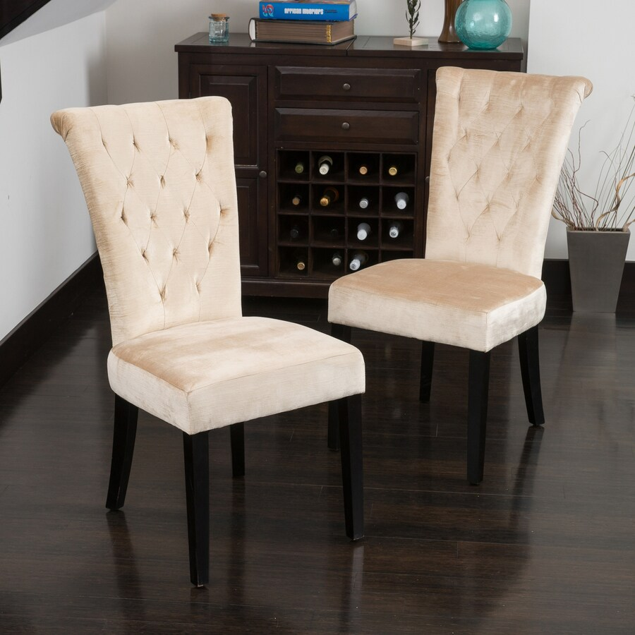 Best Selling Home Decor Set of 2 Venetian Side Chairs