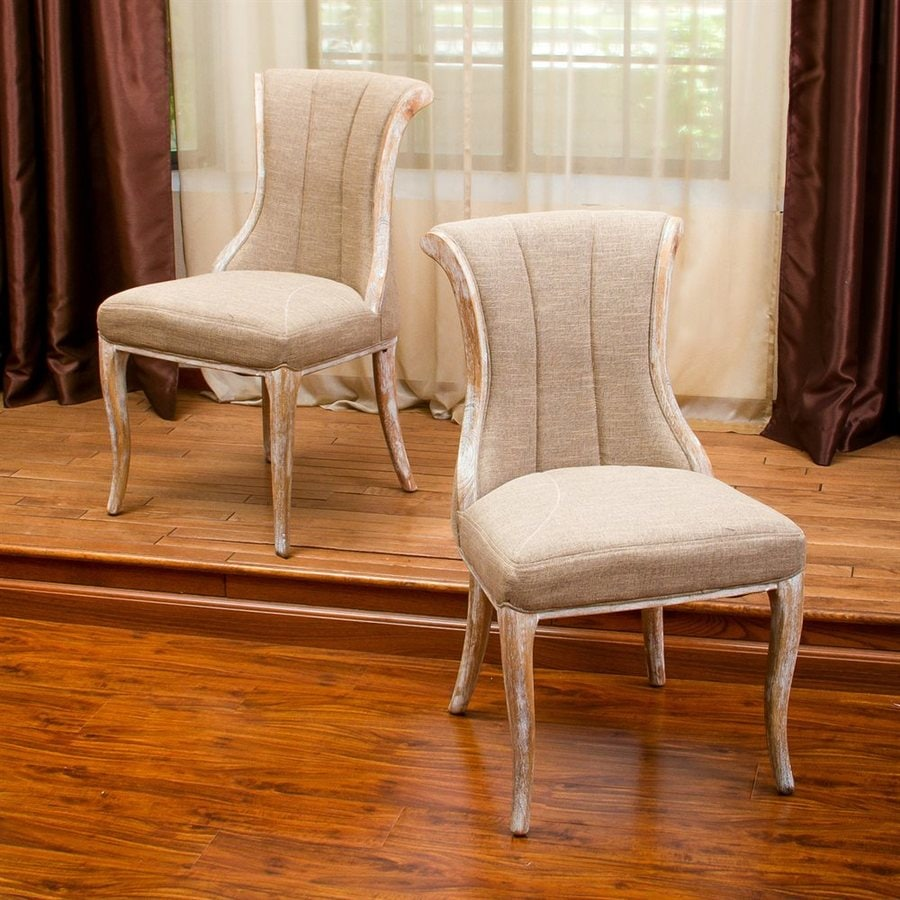 Best Selling Home Decor Set of 2 Kathryn Traditional Side Chairs
