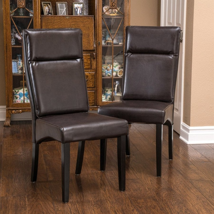 Best Selling Home Decor Set of 2 Clancy Side Chairs