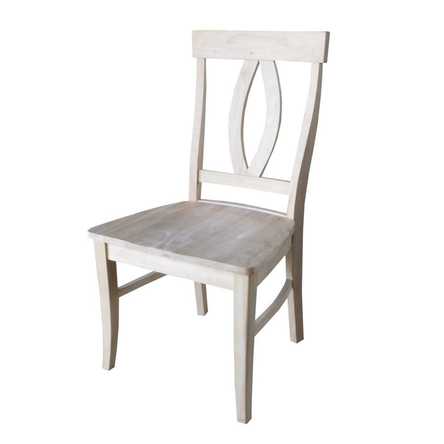 International Concepts Set of 2 Verona Side Chairs