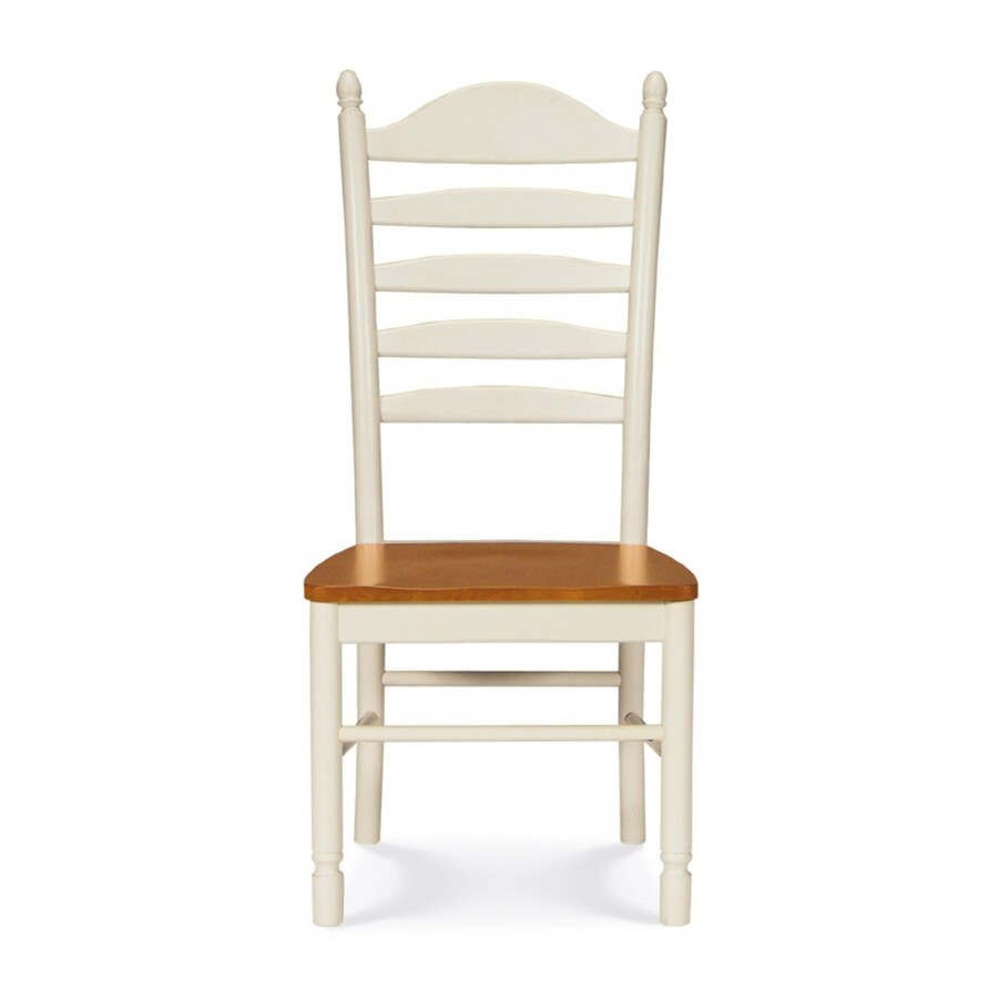 International Concepts Set of 2 Traditional Side Chairs
