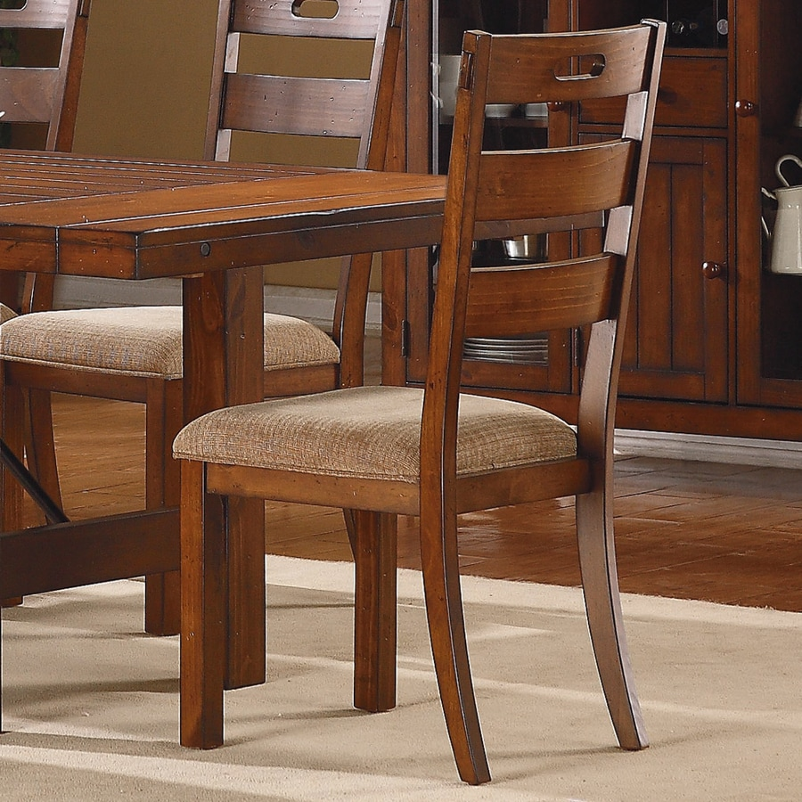 Homelegance Set of 2 Clayton Casual Side Chairs