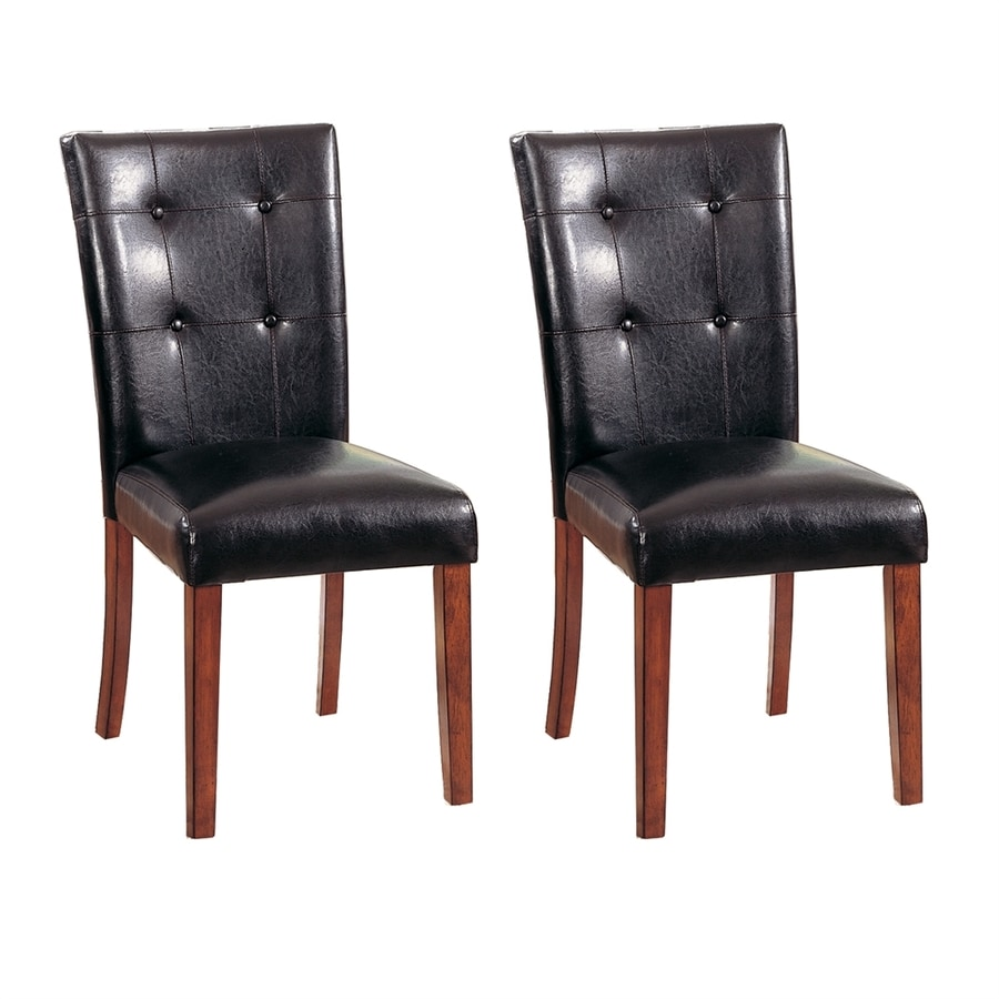 Homelegance Set of 2 Achillea Casual Side Chairs