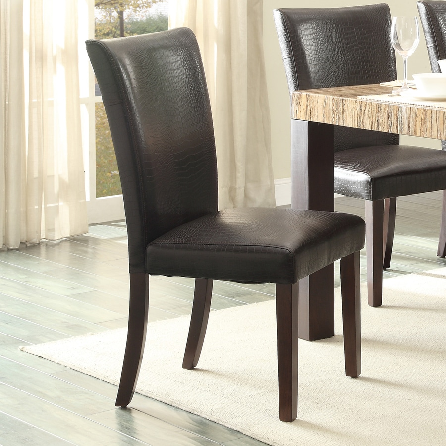 Homelegance Set of 2 Robins Casual Side Chairs