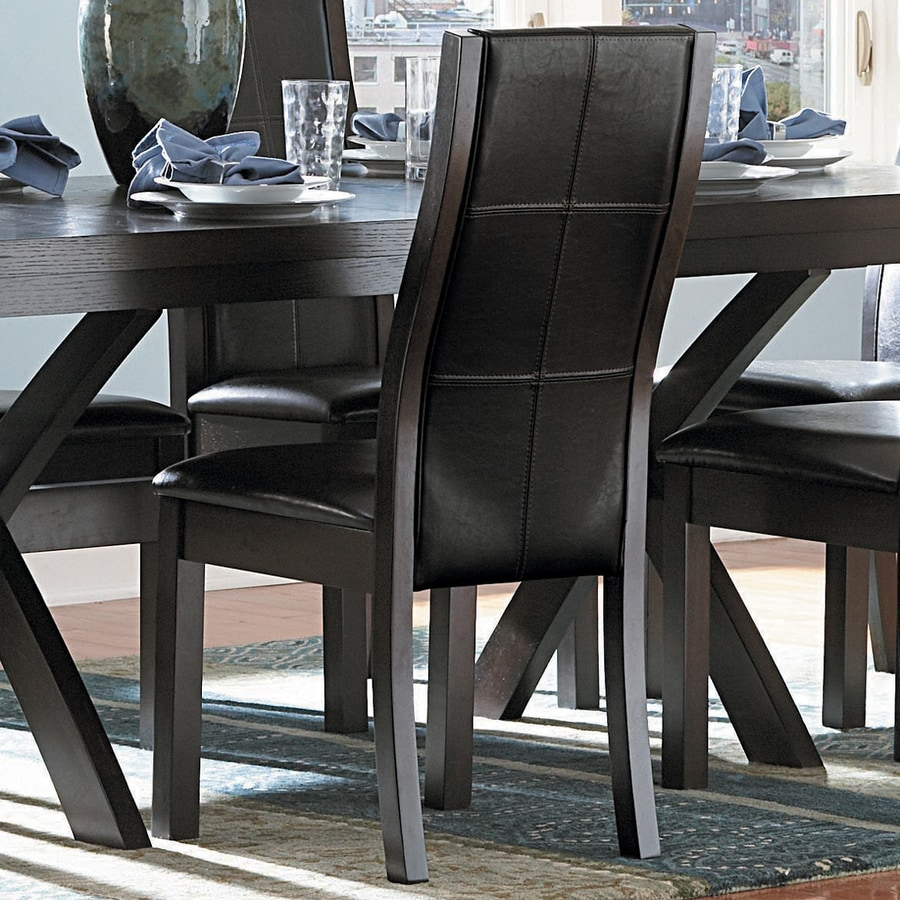 Homelegance Set of 2 Sherman Casual Side Chairs
