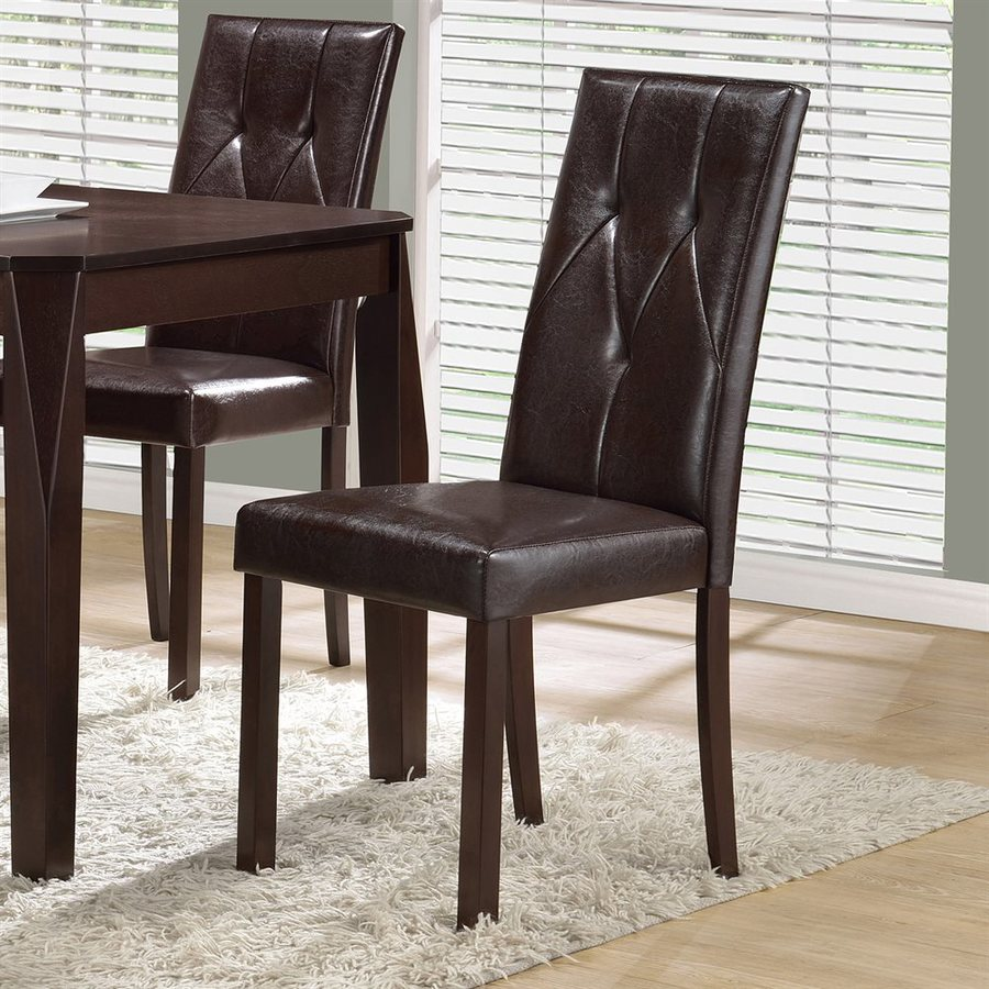 Monarch Specialties Set of 2 Side Chairs