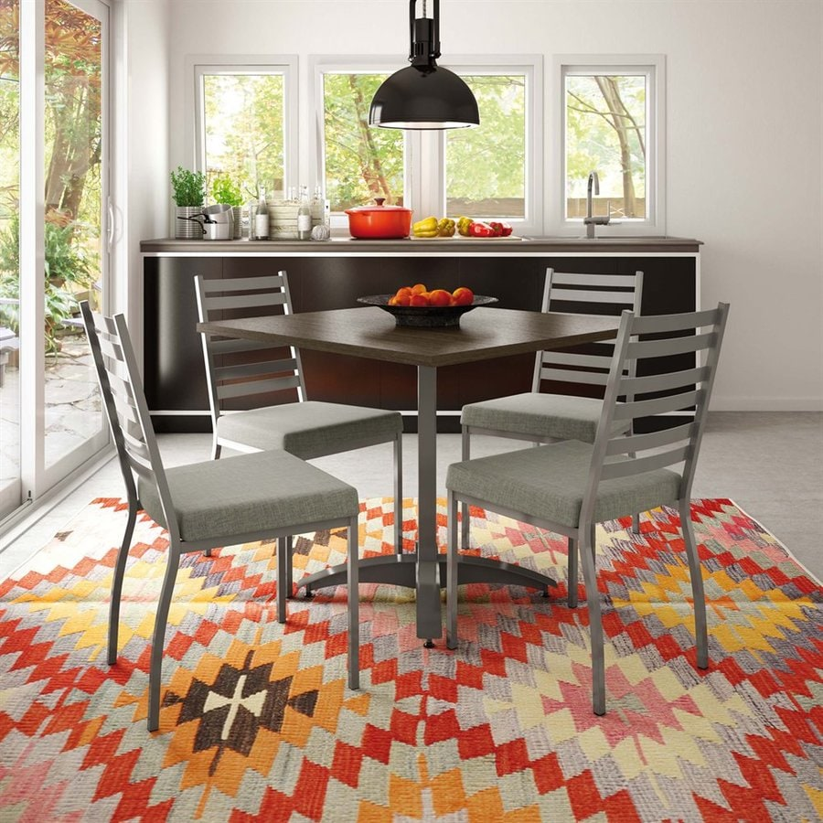 Amisco Set of 2 Stage Contemporary Side Chair