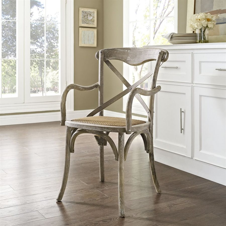 Modway Gear Rustic Arm Chair