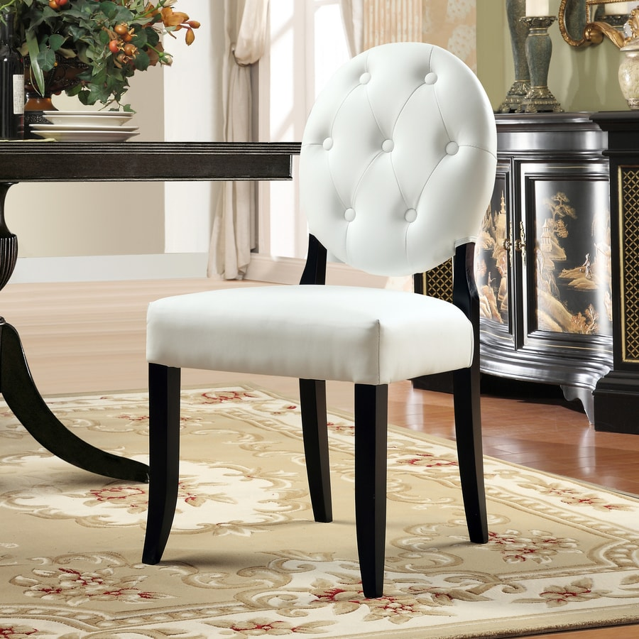 Modway Set of 2 Casper Contemporary Side Chairs