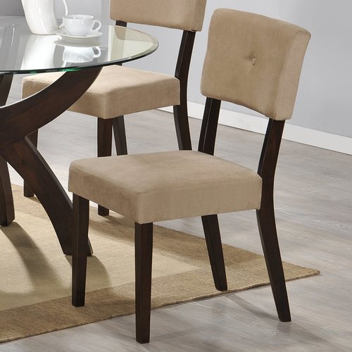 Wegman Side Chairs In The Dining, Yuan Tai Furniture