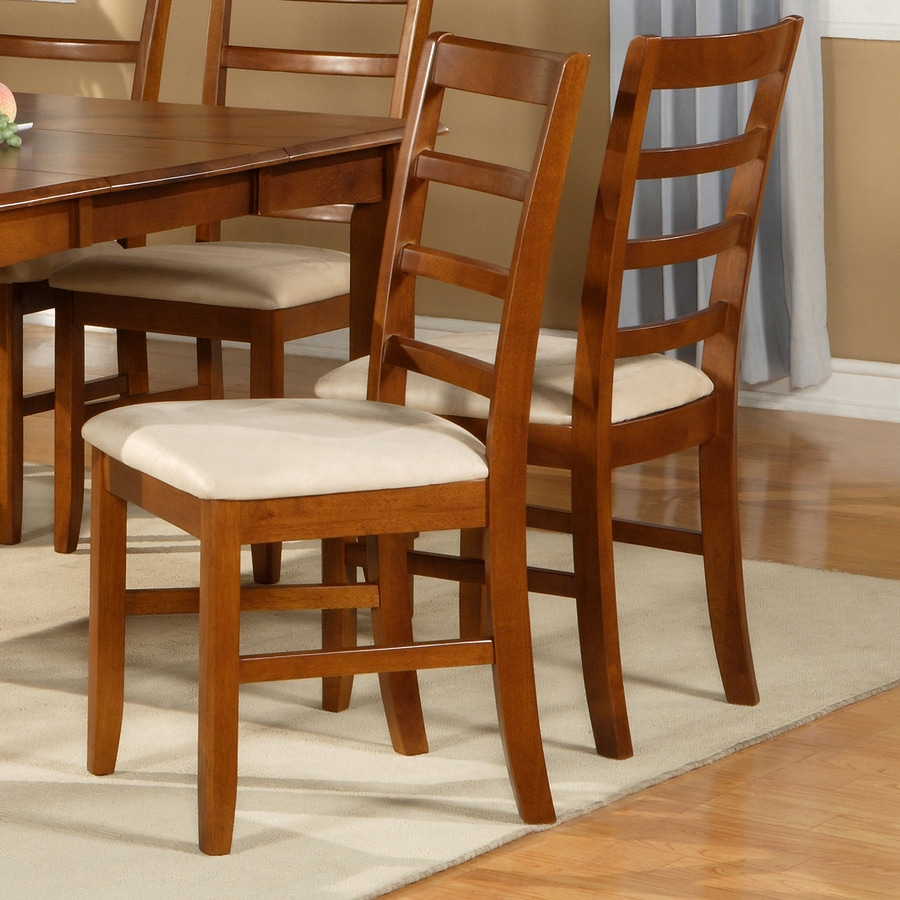 East West Furniture Set of 2 Parfait Side Chairs