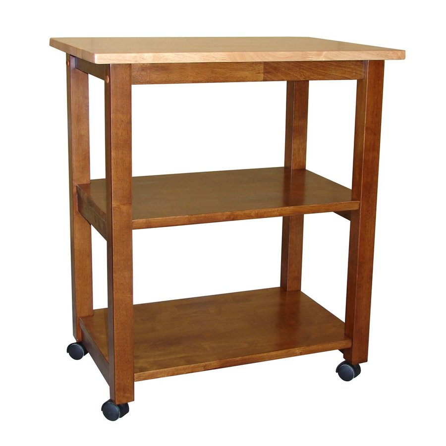 international concepts kitchen island shop international concepts brown modern microwave cart at 19003