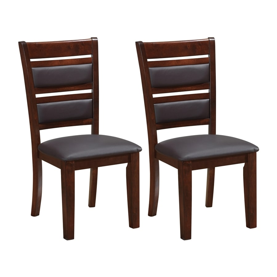 CorLiving Set of 2 Side Chairs