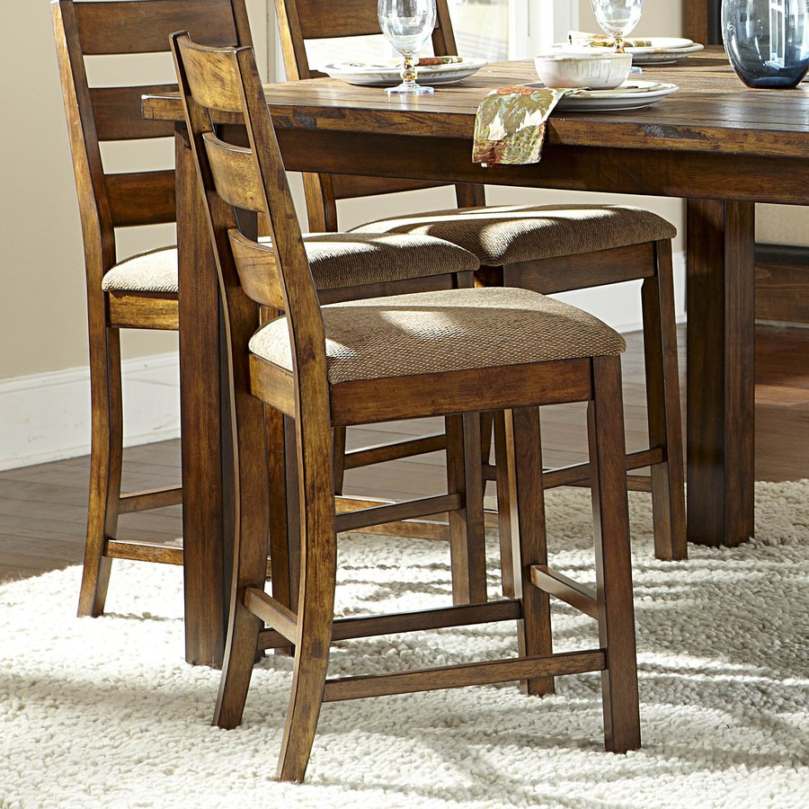 Homelegance Ronan Burnished Rustic Counter Stool