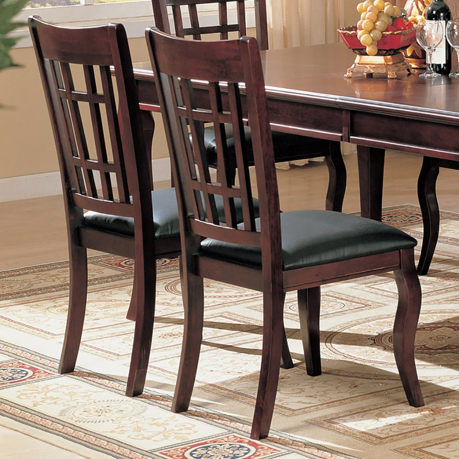 Coaster Fine Furniture Set of 2 Newhouse Side Chairs