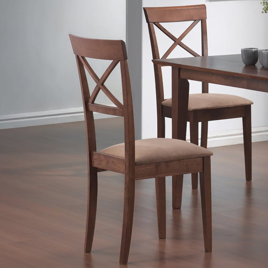 Coaster Fine Furniture Set of 2 Mix & Match Side Chairs