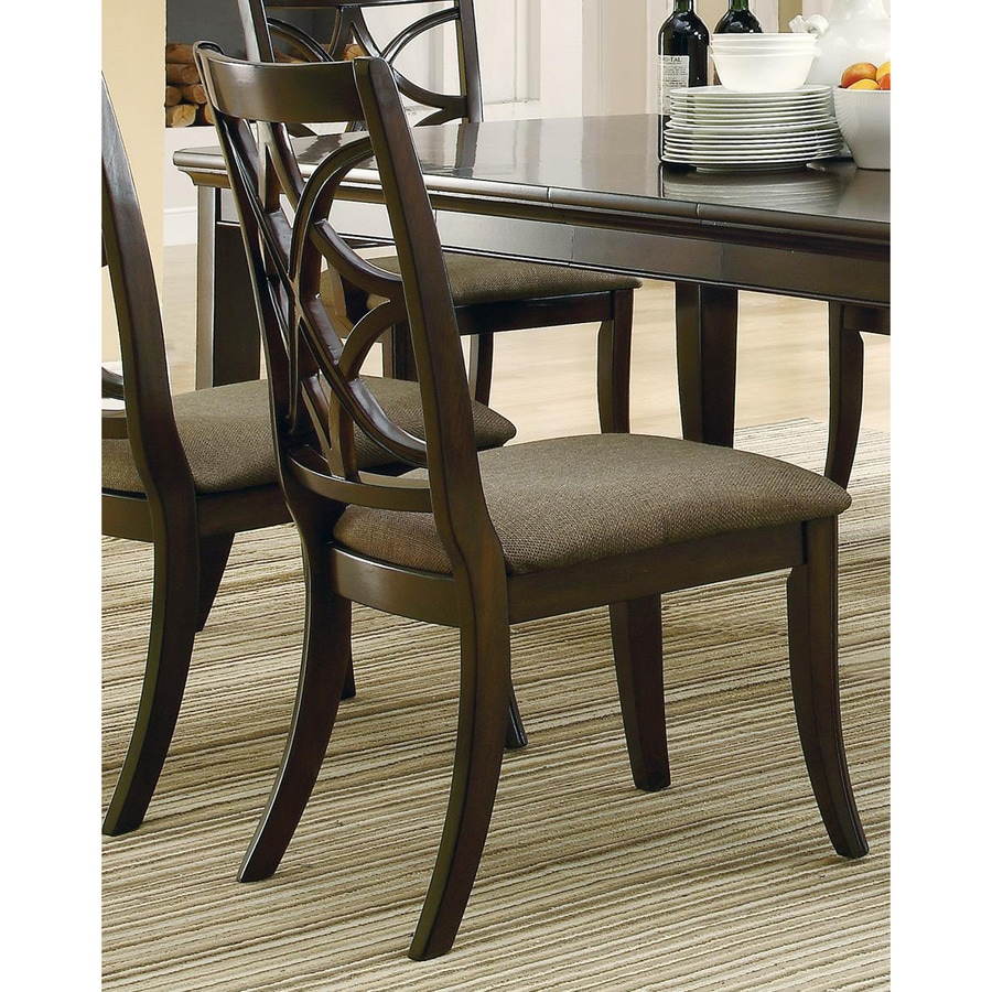 Coaster Fine Furniture Set of 2 Meredith Side Chairs