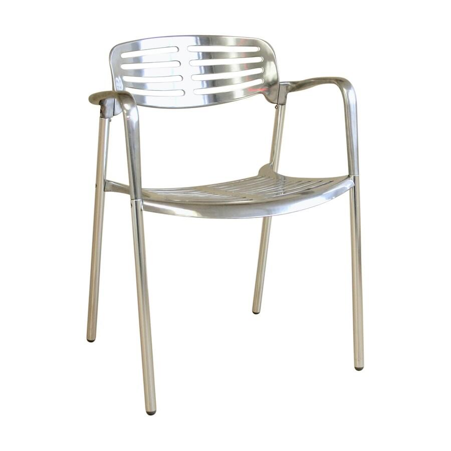 Baxton Studio Ethan Contemporary Arm Chair