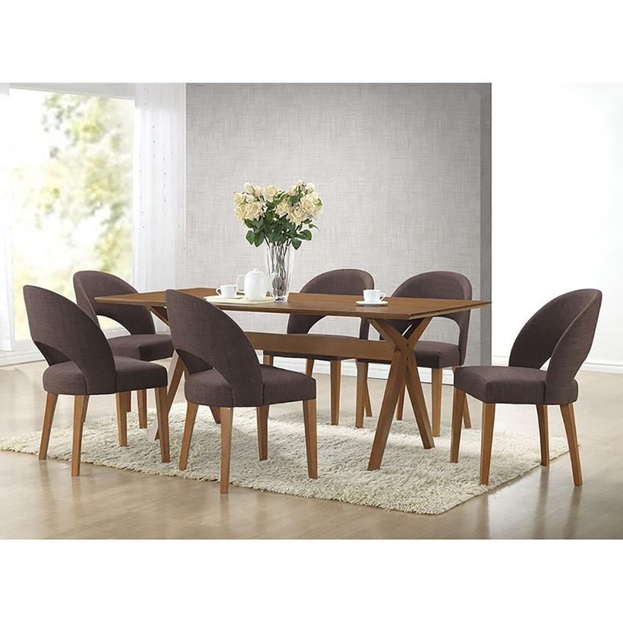 Baxton Studio Lucas Dining Table