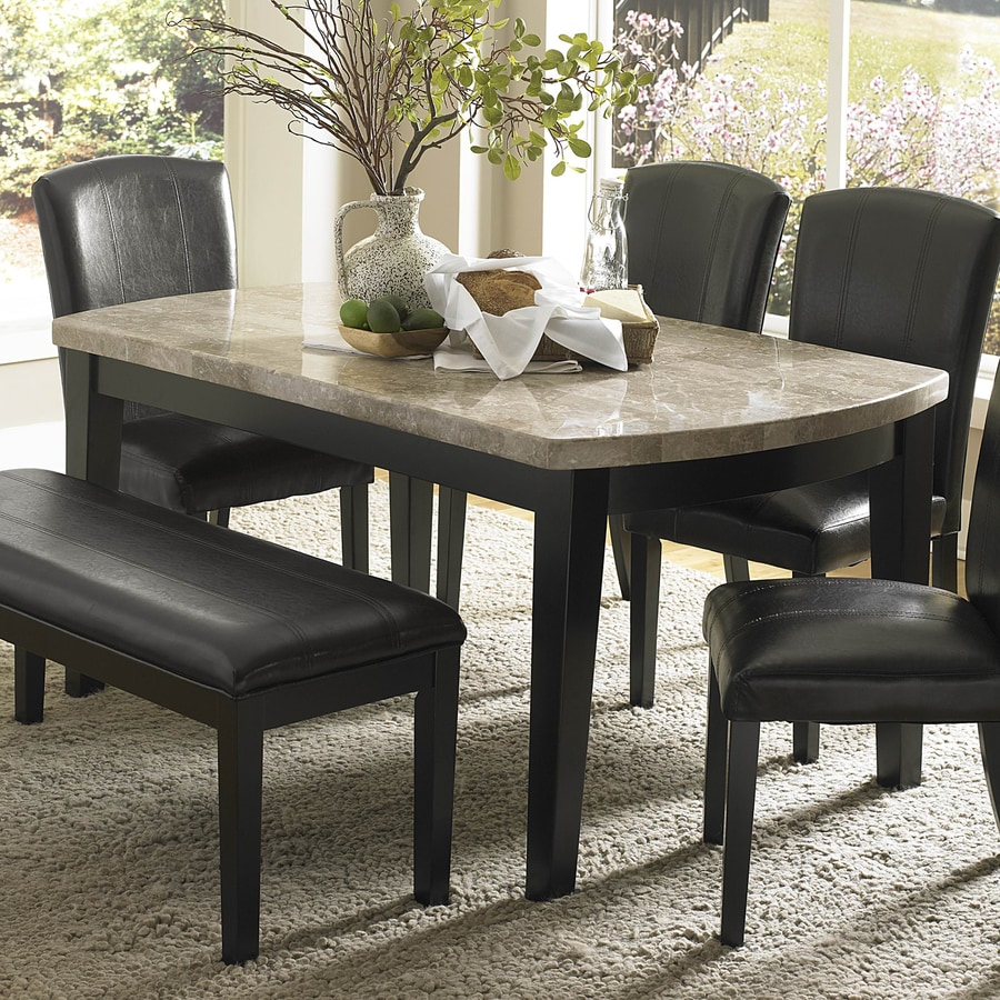 Homelegance Cristo Marble Dining Table