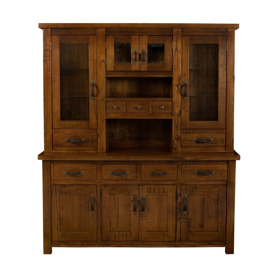 Hillsdale Furniture Outback Distressed Chestnut Ash Buffet