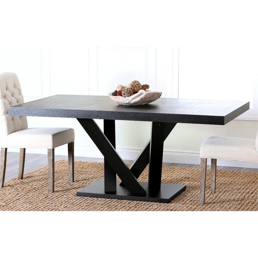Pacific Loft Celestia Wood Dining Table