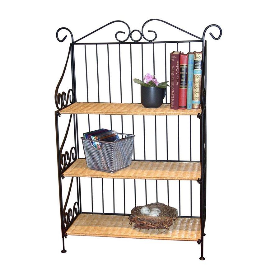 4D Concepts 3-Shelf Bookcase