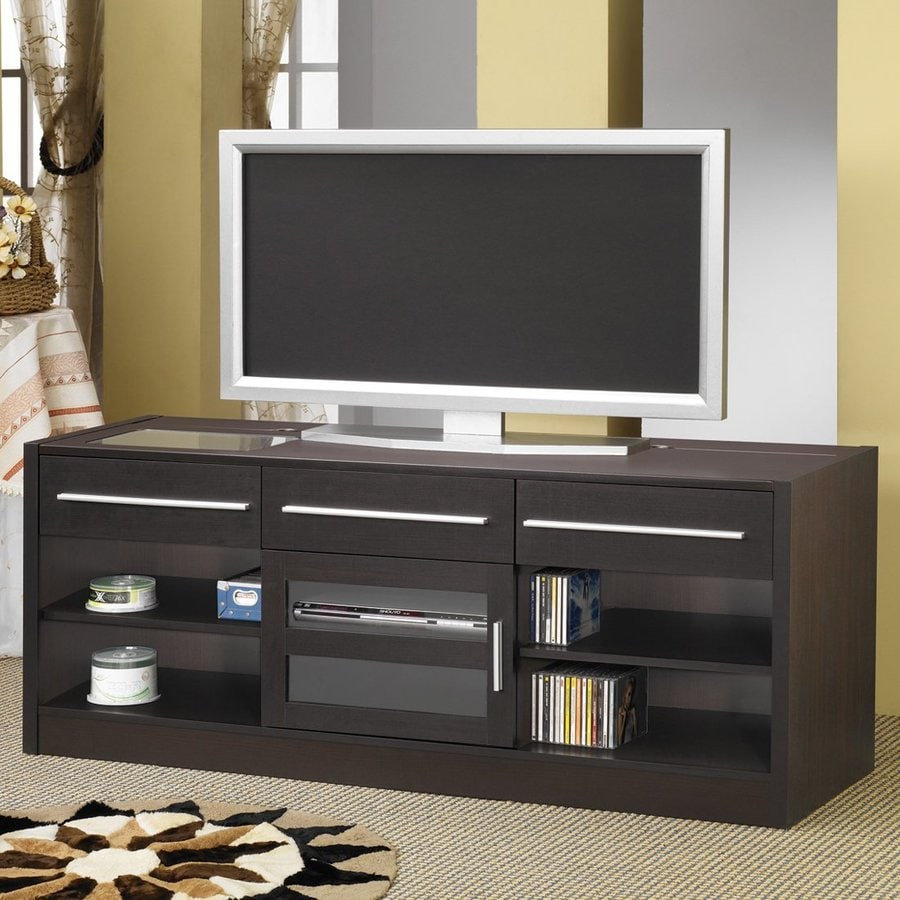 Coaster Fine Furniture Cappuccino Universal TV Stand