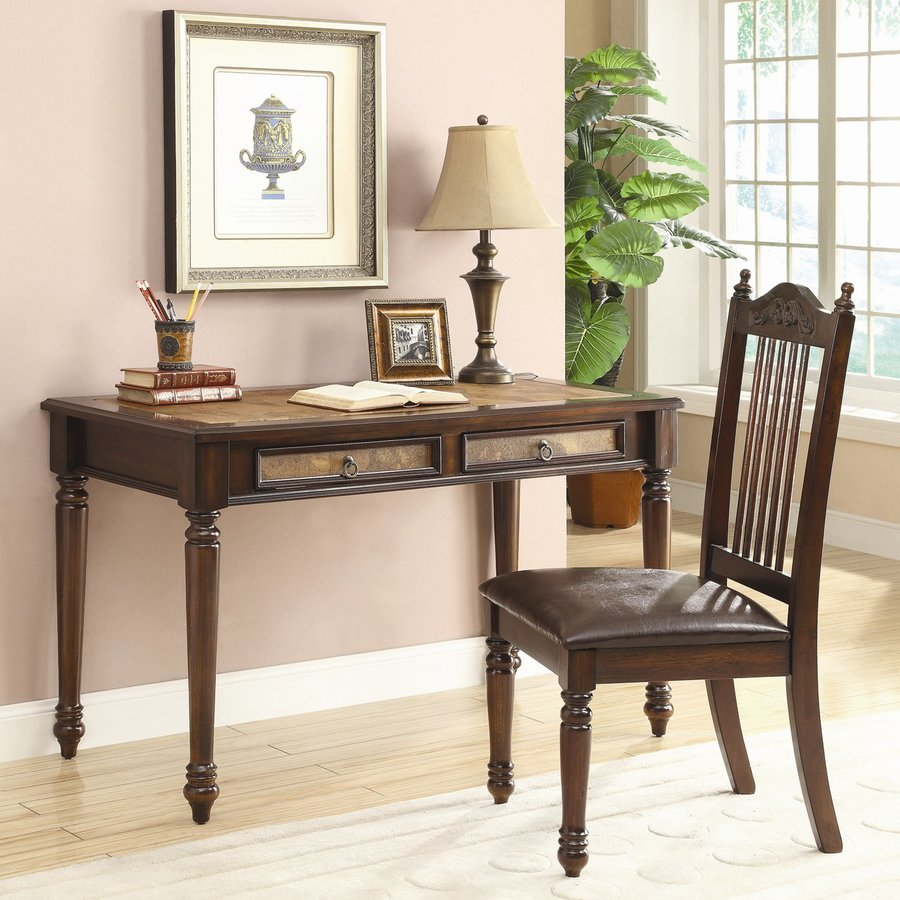 Coaster Fine Furniture Traditional Writing Desk