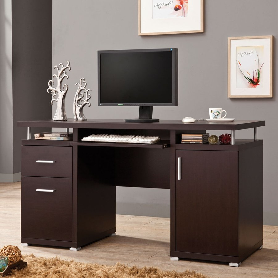 Coaster Fine Furniture Contemporary Computer Desk