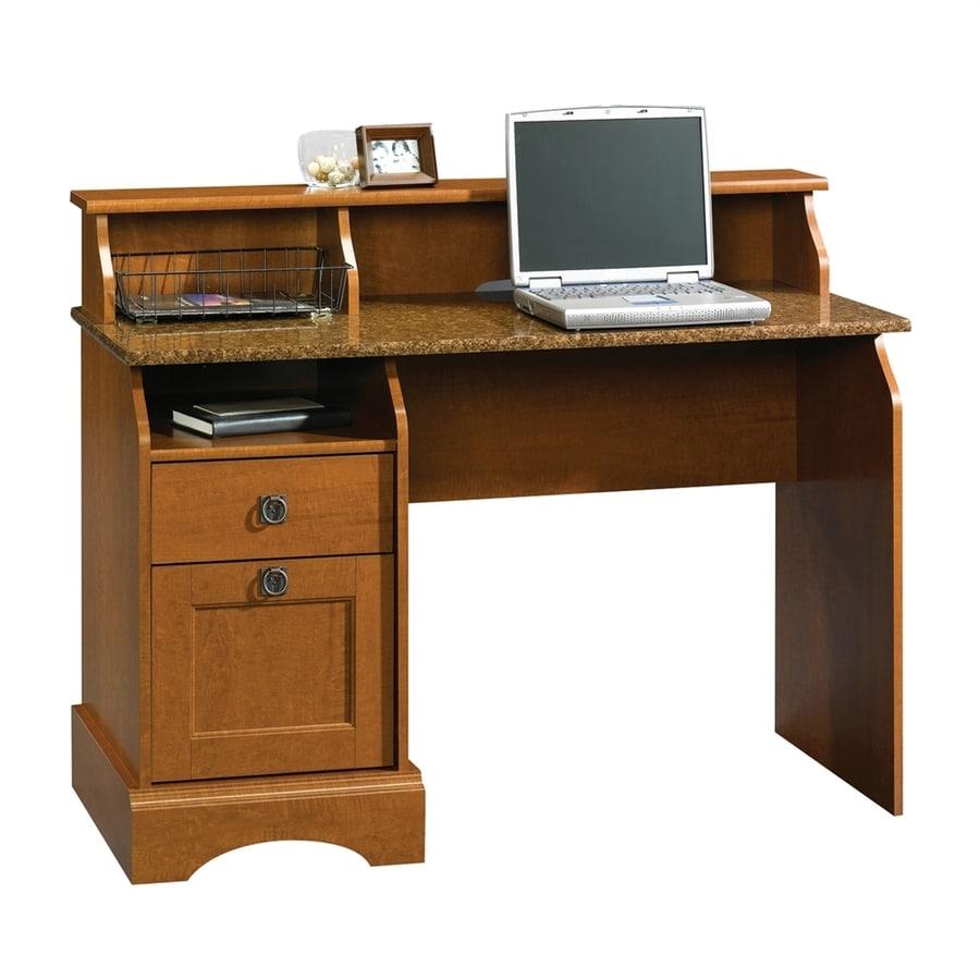 Sauder Graham Hill Transitional Sunset Granite Writing Desk