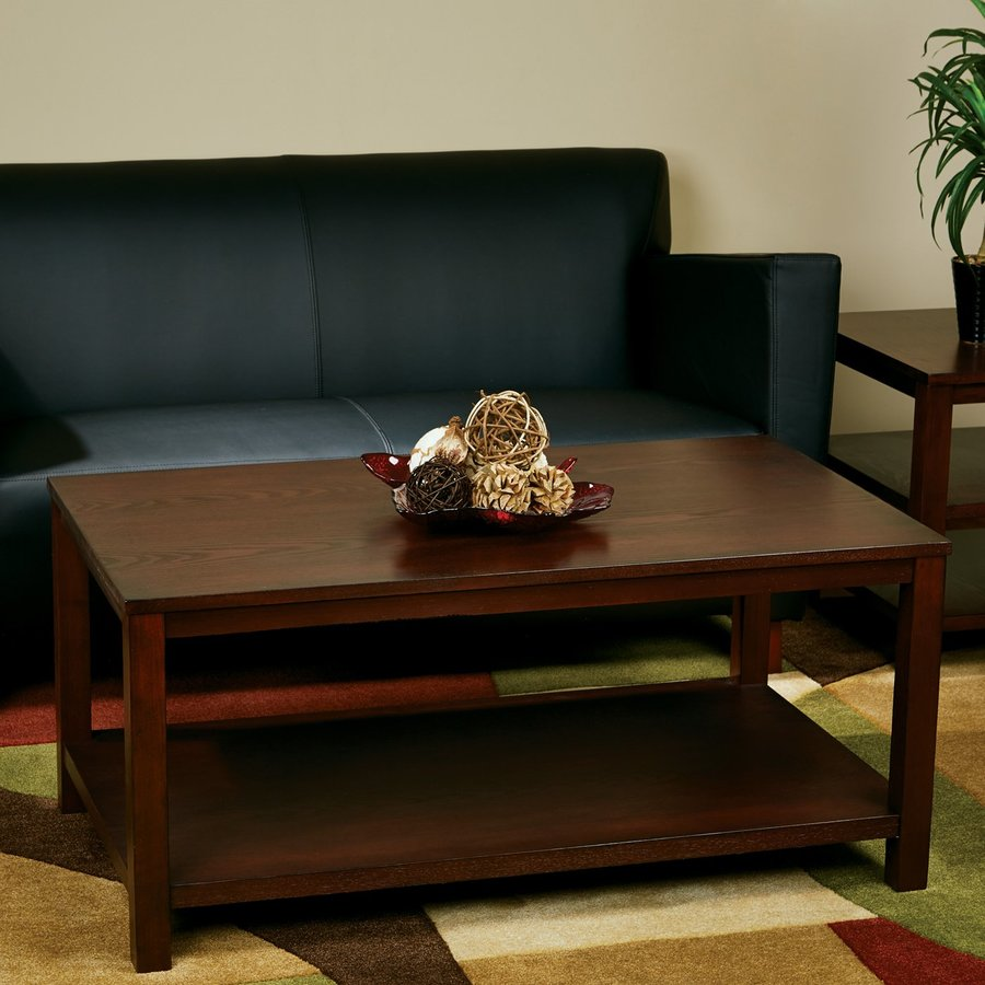 Office Star Merge Coffee Table