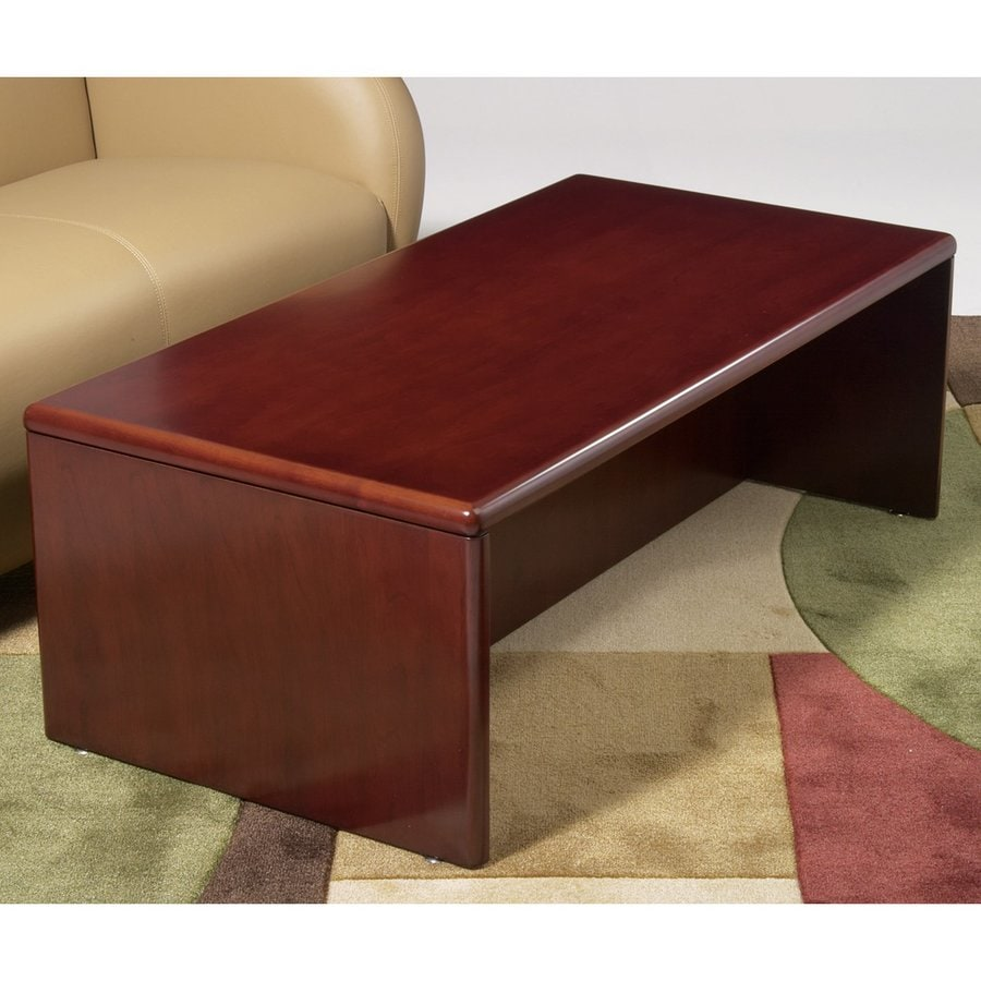 Office Star Sonoma Dark Cherry Coffee Table